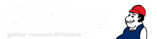 Big Boys Gutter Vacuum Brisbane